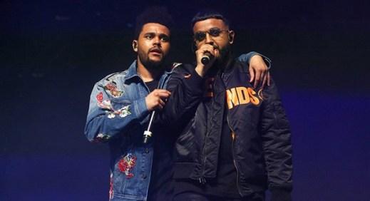 The Weeknd Executive Produced Nav's 'Bad Habits' Album