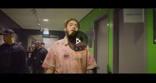 Watch Post Malone 'Wow'