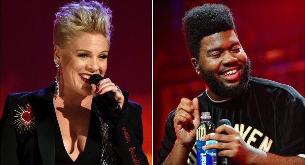 New Music: Pink 'Hurts 2B Human' feat. Khalid