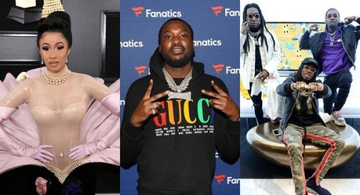 Meek Mill, Cardi B, Migos & More To Headline Hot 97 Summer Jam 2019