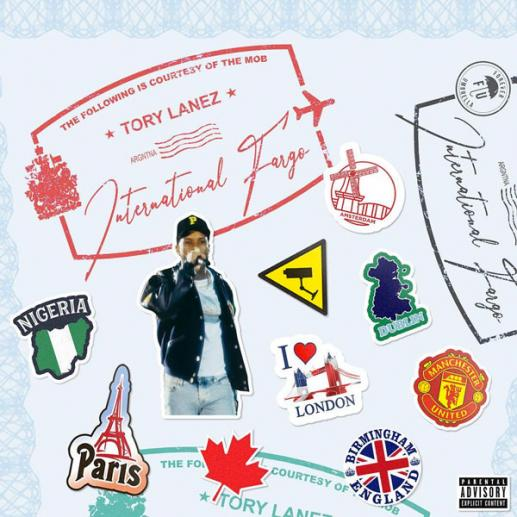 stream Tory Lanez International Fargo Mixtape