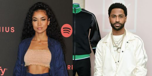 Big Sean and Jhene Aiko Low-Key Reunite