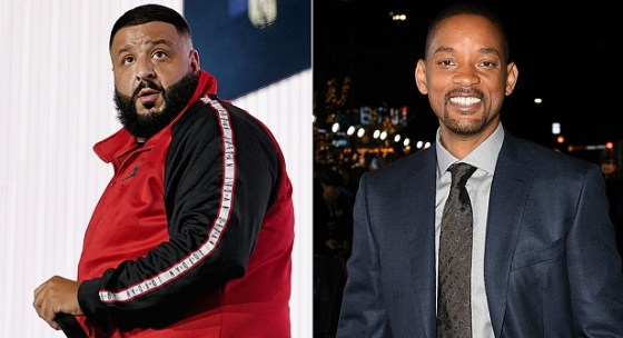 "Stream Will Smith & DJ Khaled ""Friend Like Me"""