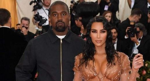 Kim Kardashian and Kanye West Announce New Baby Name
