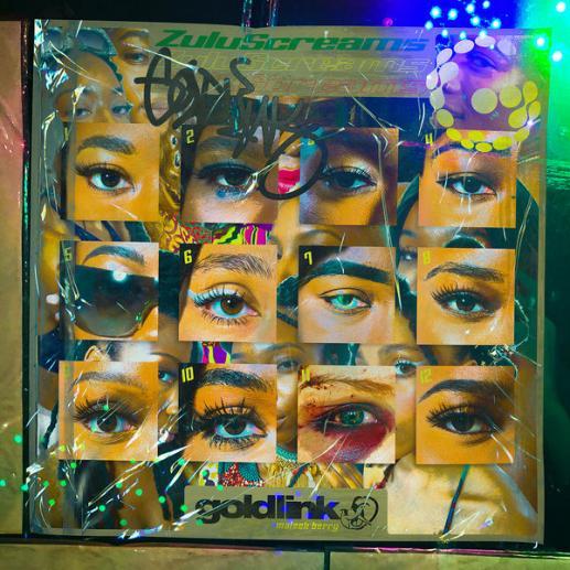 Stream GoldLink ft Maleek Berry & Bibi Bourelly 'Zulu Screams'