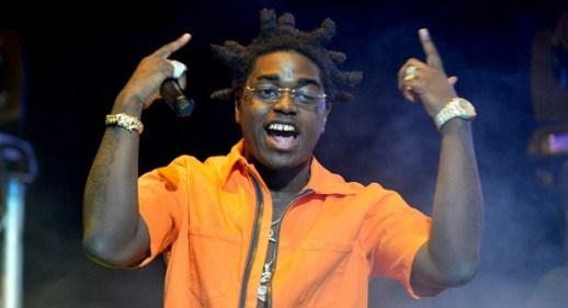Rapper Kodak Black Arrested on Weapons Charges