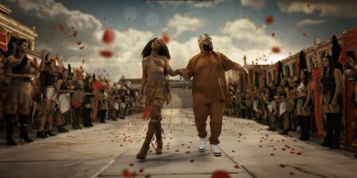 Watch DJ Khaled feat SZA 'Just Us'
