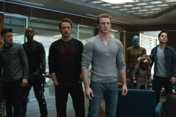 'Avengers: Endgame' Is Being Re-Released With New Footage Next Week