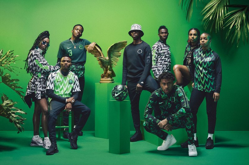 Nigeria's Record-Breaking Football Kit Is Re-Releasing