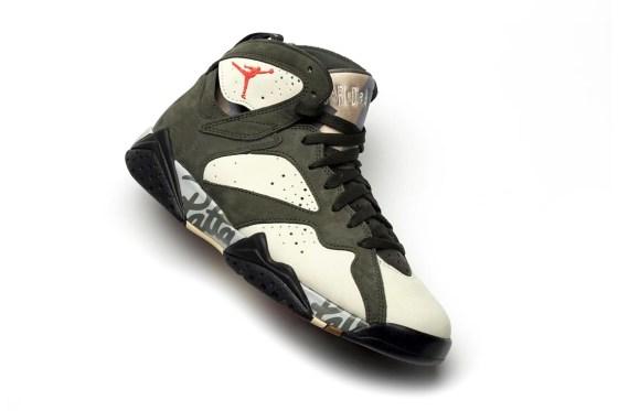 Patta x Air Jordan 7 'Icicle' Has Surfaced