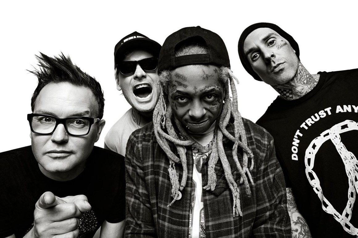 Lil Wayne Says He Won't Quit Blink-182 Tour
