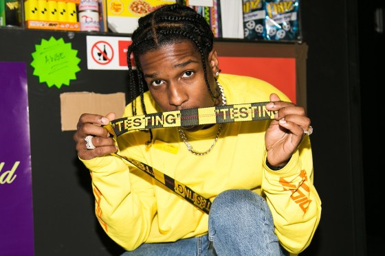 ASAP Rocky Released from Swedish Jail Pending Assault Trial Verdict