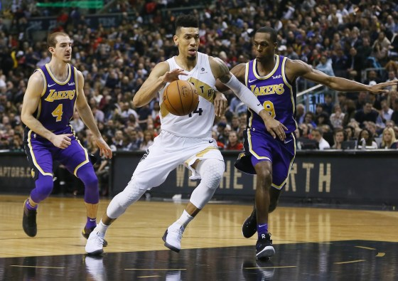 Danny Green Signs with The Los Angeles Lakers on 2-year $30 Million Deal