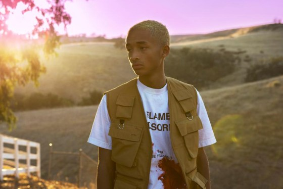 Listen to Jaden Smith & Kid Cudi's New Song 'On My Own'