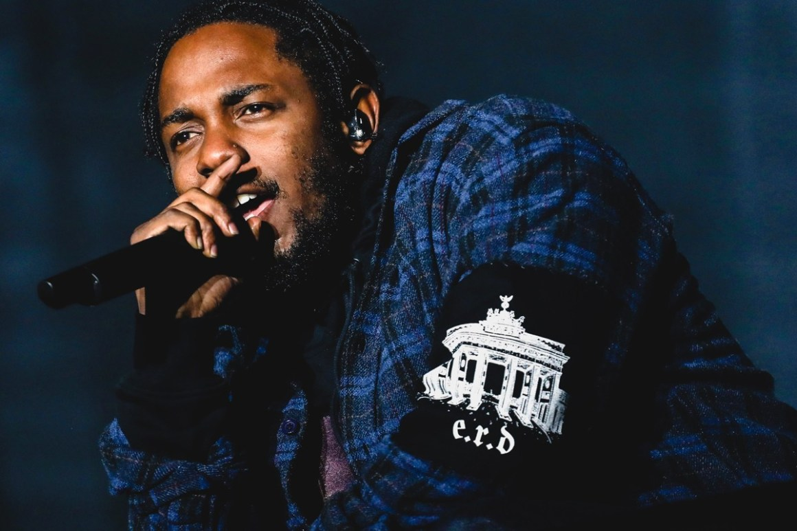 Kendrick Lamar ignites Album Rumors with 'pgLang' Launch