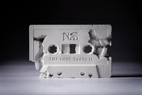 Stream Nas's New Album 'The Lost Tapes 2'
