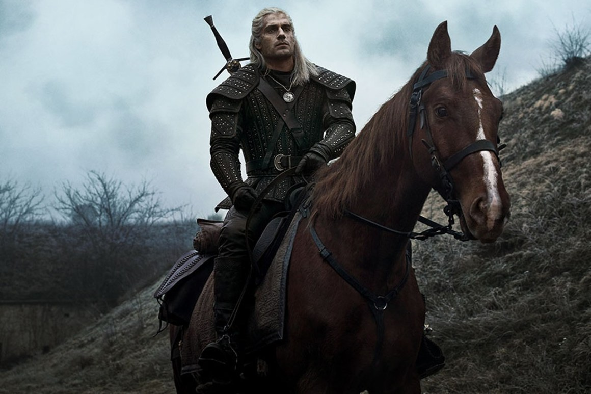 'The Witcher' Drops First Full Netflix Trailer