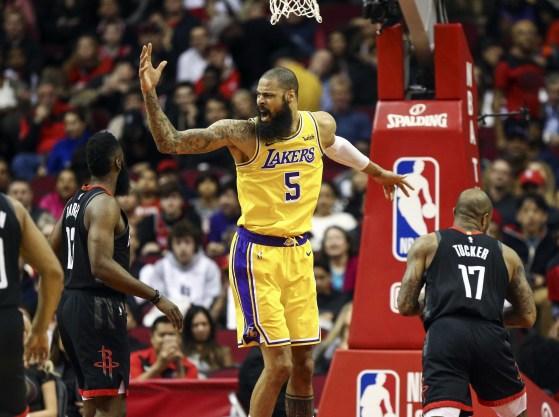 Rockets Sign Veteran Center Tyson Chandler to 1-Year Deal