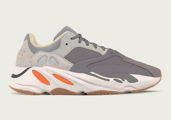 adidas Yeezy Boost 700 Revealed In 'Magnet' Colorway