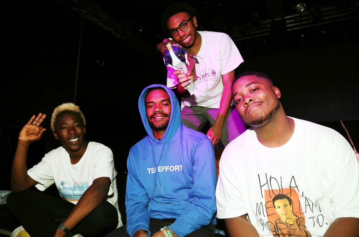 "Listen to BROCKHAMPTON's New Song ""Boy Bye"""