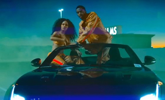 Watch Teyana Taylor & King Combs 'How You Want It' Music Video