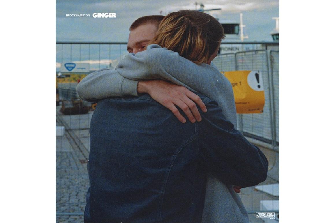 Stream BROCKHAMPTON's Highly-Anticipated Album 'GINGER'