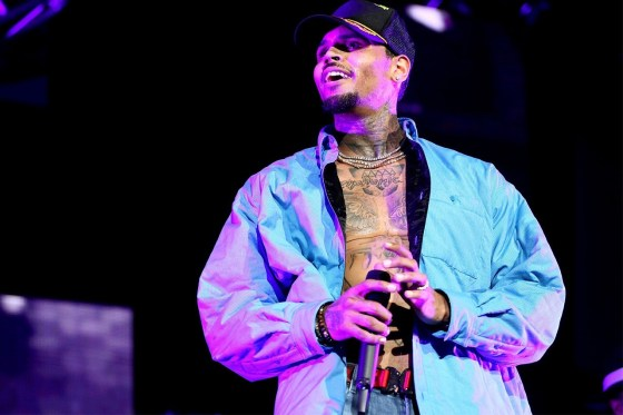 Chris Brown's Battery Charge in Florida Has Been Dropped