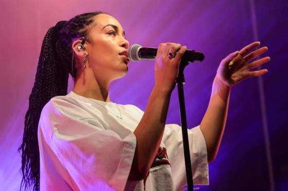 "Watch Jorja Smith & Burna Boy's ""Be Honest"" Music Video"