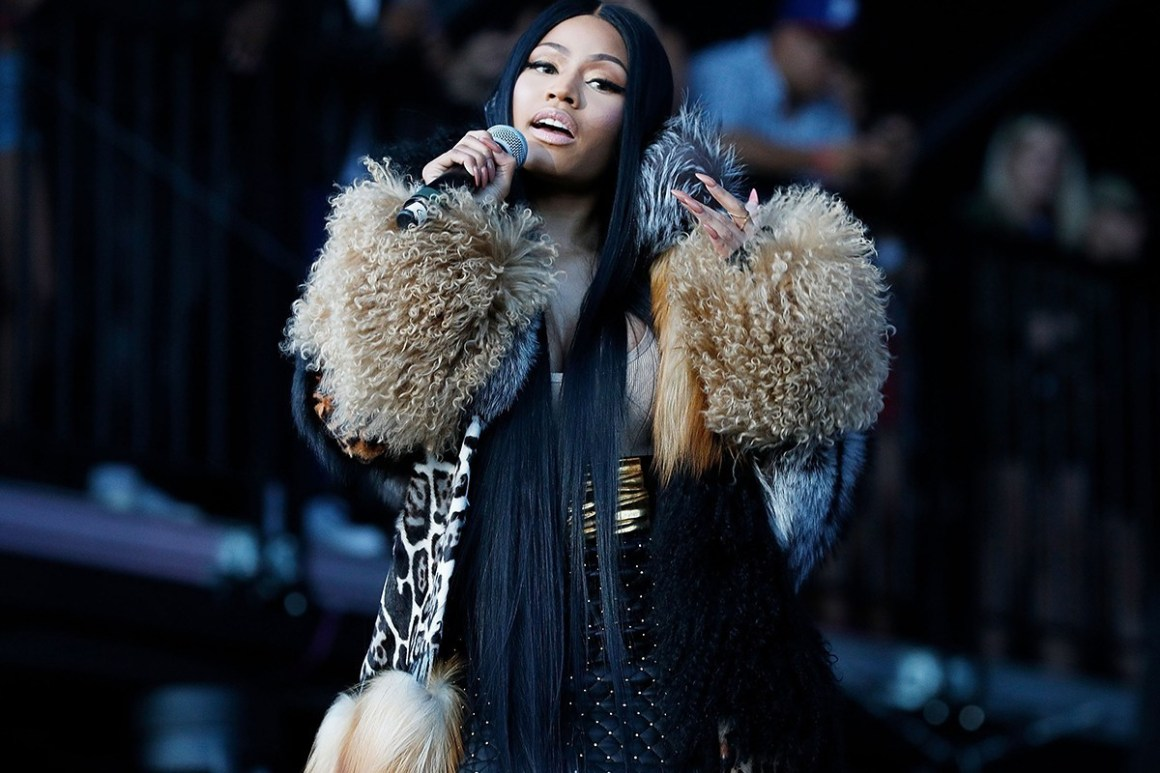 "Nicki Minaj Says Her ""Hot Girl Summer"" Verse ""Was Not Planned"""
