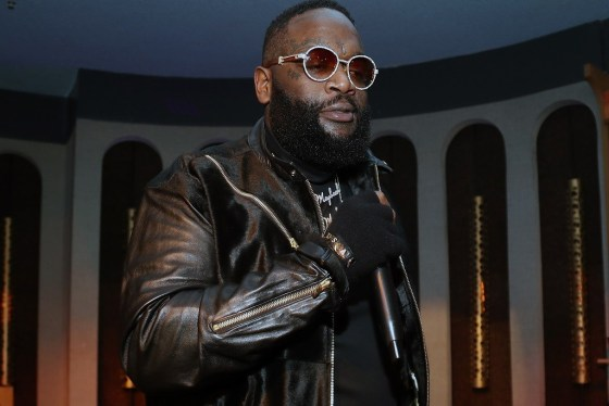 Rick Ross Explains Why Pusha T's Verse Was Cut From the Album