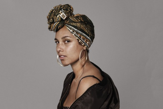 "Listen to Alicia Keys & Miguel New Song ""Show Me Love"""