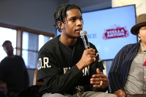 A$AP Rocky's Swedish Lawyer Shot in the Head and Chest, Suspects Arrested