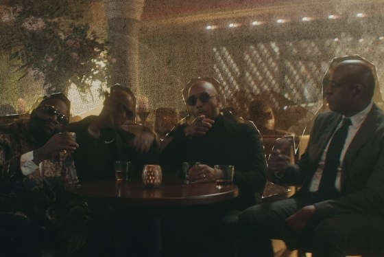 "Watch Rick Ross, DMX & Swizz Beatz ""Just In Case"" Music Video"