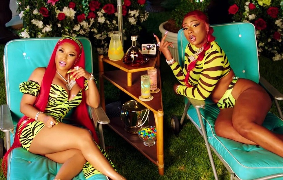 "Watch Megan Thee Stallion, Nicki Minaj & Ty Dolla $ign's ""Hot Girl Summer"" Music Video"