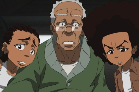 """""""The Boondocks"""" Set To Make A Return Exclusively to HBO Max"""