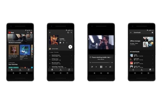 YouTube Music to Replace Google Play Music as Default Player on Android