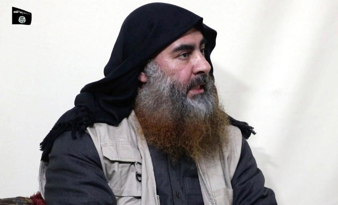 ISIS Leader Abu Bakr al-Baghdadi Has Been Reportedly Killed in U.S. raid in Syria