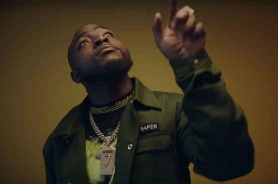 "Davido & Popcaan Link Up for ""Risky"" Music Video"