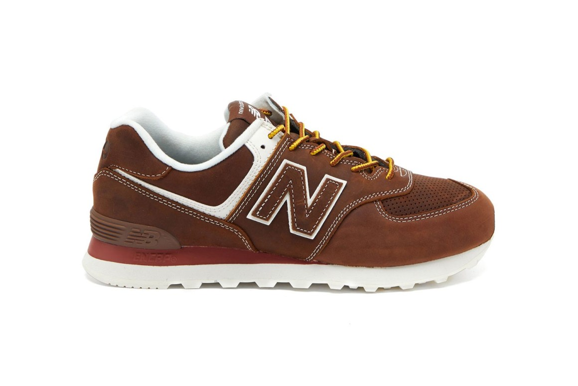 Junya Watanabe Crafts New Balance 574 Into A Hiking Shoe