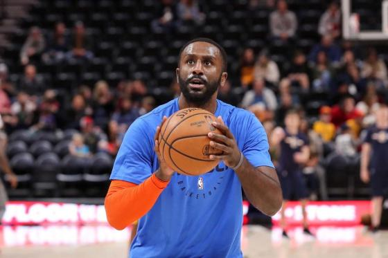 """Clippers Patrick Patterson Referred To Black Women As """"Bulldogs,"""" When Asked Why NBA Players Marry White Women"""