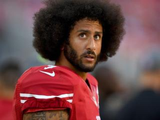 "Colin Kaepernick Calls Out the NFL ""Stop Running From the Truth"" After Workout"