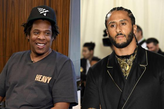 JAY-Z Reportedly 'Had Some Influence' in Colin Kaepernick's NFL Workout