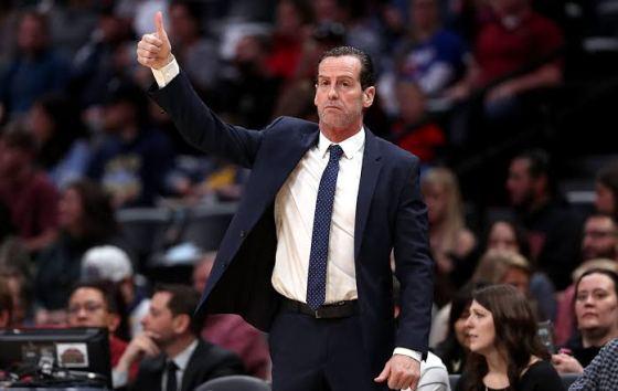 Brooklyn Nets Coach Seen Eating Ear Wax During Game