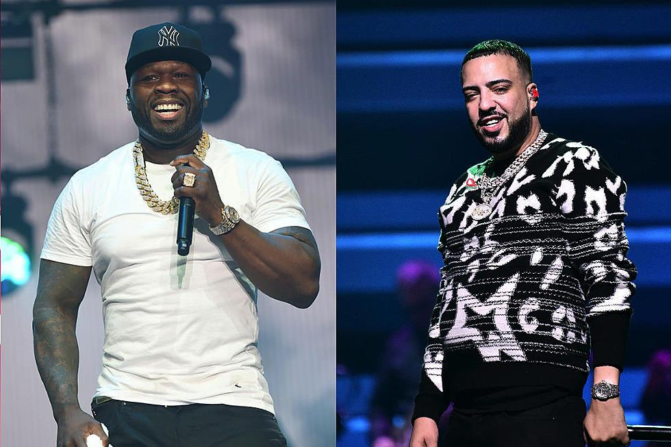 50 Cent Clowns French Montana's New Bugatti, French Fires Back