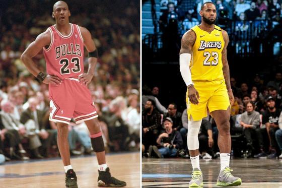 Michael Jordan Speaks on LeBron James GOAT Comparisons