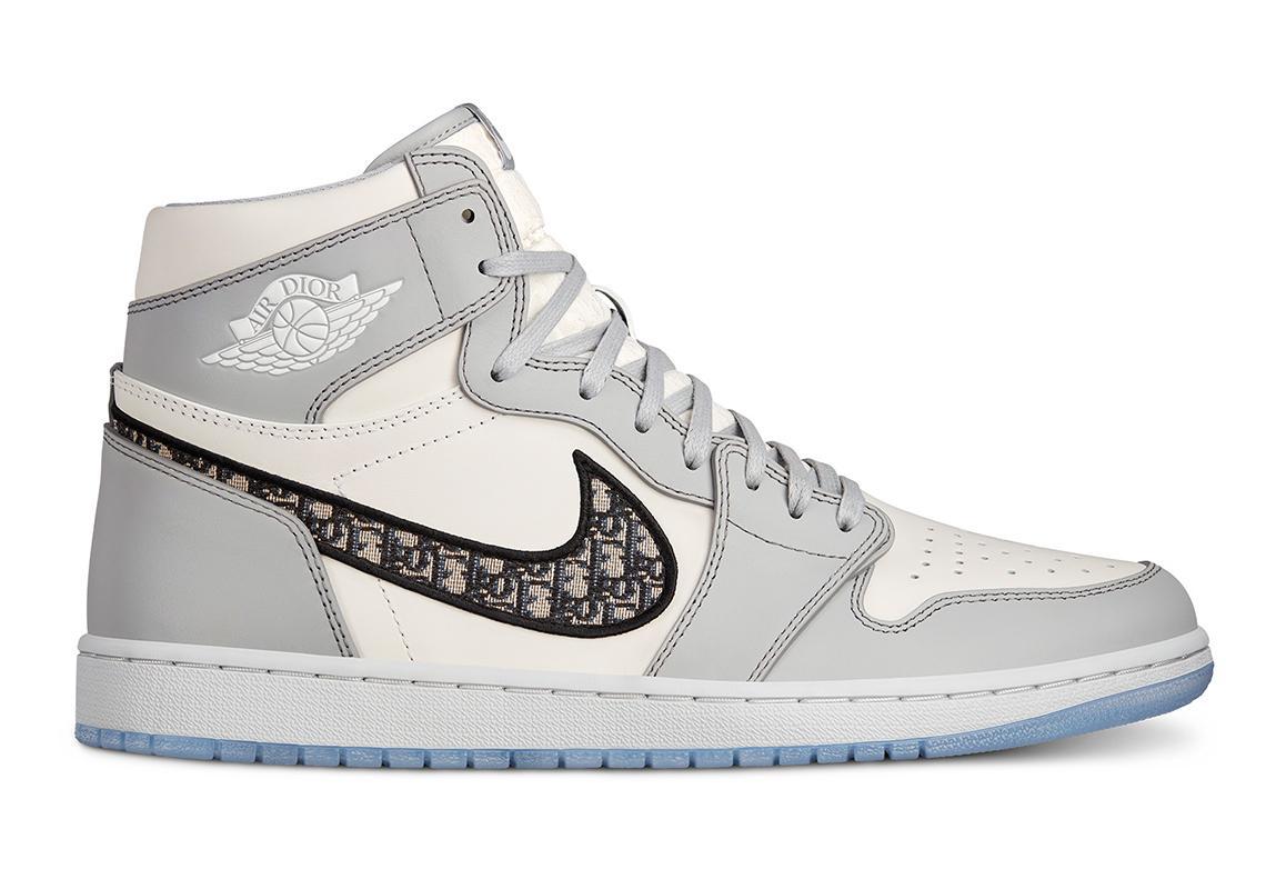 Take a First Look at the Dior x Air Jordan 1 Low