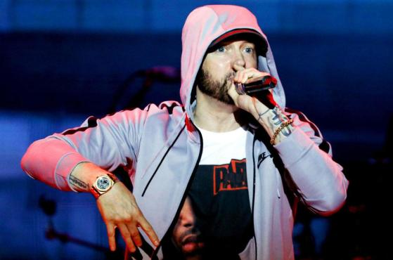 Eminem Responds to Revolt TV After Leaked Verse Surfaces