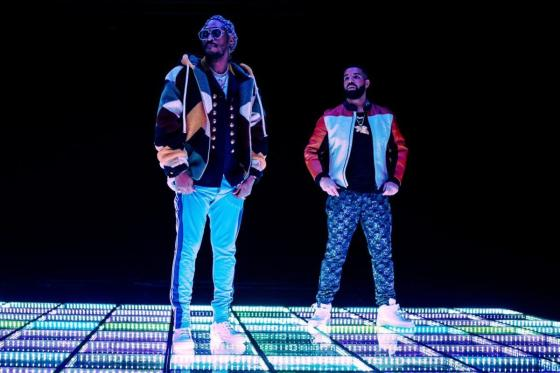 "Watch Future & Drake ""Life Is Good"" Music Video"