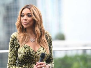 Wendy Williams Tries to Silently Let Out Fart on Live TV: Watch