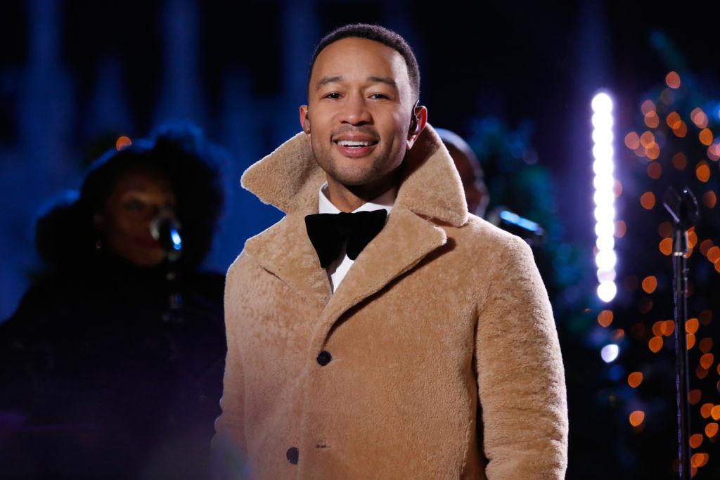 """John Legend Releases New Song """"Conversations In the Dark"""": Listen"""
